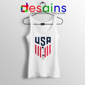 Rapinoe Amercan Flag Tank Top Cheap Tops Megan Rapinoe USWNT