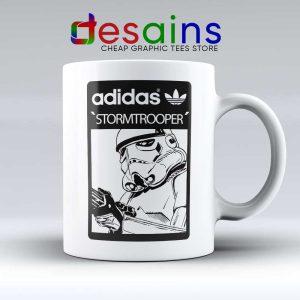 Stormtrooper Star Wars Mug - Ceramic Coffee Mugs Three Stripes Adidas