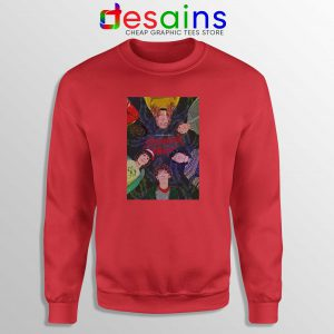 Stranger Things Season 3 Sweatshirt Crewneck Sweater Netflix Shirt