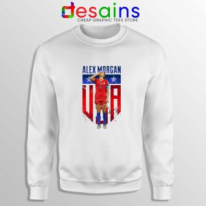 Sweatshirt Alex Morgan Sipping Tea Sweater Alex Morgan Shirt