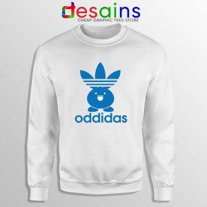 Sweatshirt Oddidas Oddish Pokemon Adidas Classic Cheap Sweater