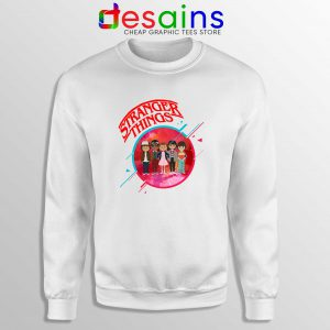 Sweatshirt Stranger Things 3 Angry Custom Sweater Stranger Things