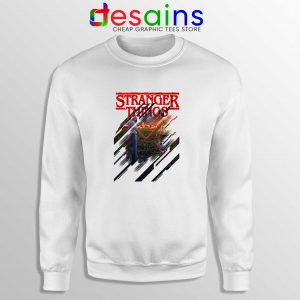 Sweatshirt Stranger Things 3 Movie Poster Sweater Stranger Things