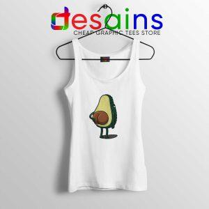 Tank Top Avocado Shirt Vegan Tank Tops Avocado Graphic Shirts