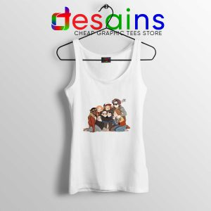 Tank Top Big Hug Stranger Things 3 Tank Tops Stranger Things Netflix