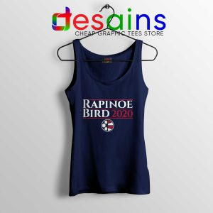 Tank Top Rapinoe Bird 2020 Cheap Tank Tops Megan Rapinoe Sue Bird