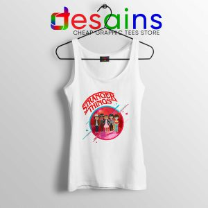 Tank Top Stranger Things 3 Angry Buy Tank Tops Stranger Things