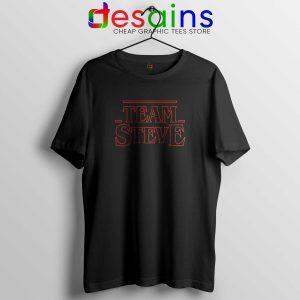 Team Steve Stranger Things Tshirt Cheap Tee Shirts Steve Harrington