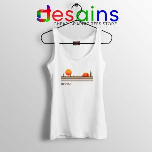 Visit Tatooine Sahara Tank Top Cheap Graphic Tanks Star Wars