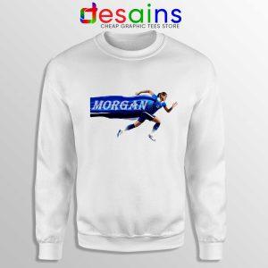 Alex Morgan Run Sweatshirt Crewneck Alex Morgan USWNT Sweater
