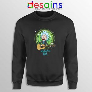 Alternative Music Rick Sweatshirt Cheap Sweater Rick and Morty