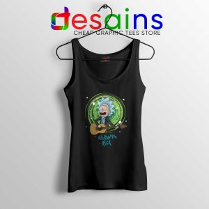 Alternative Music Rick Tank Top Rick and Morty Cheap Tank Tops
