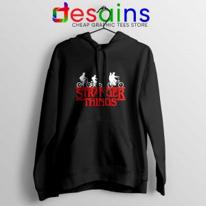 Bikes Stranger Things Hoodie Cheap Stranger Things Graphic Hoodies
