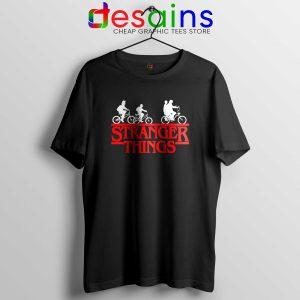 Bikes Stranger Things Tshirt Bicycles of Stranger Things Tee Shirts Sale