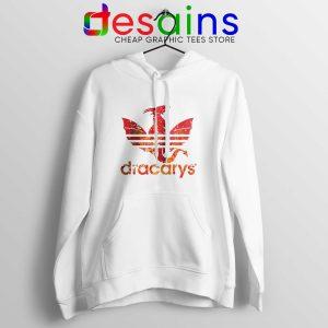Dracarys GOT Adidas Hoodie Cheap Game of Thrones Hoodies Merch