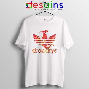 Dracarys GOT Adidas Tshirt Cheap Tees Shirts Game of Thrones