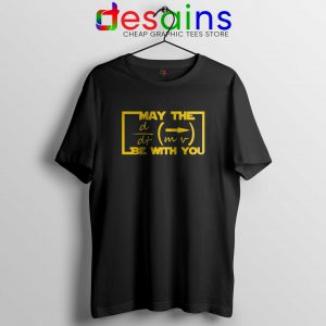 May the Equation Be with You Tshirt Cheap Tee Shirts Star Wars