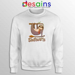Slothwarts Sloth Hogwarts Sweatshirt Cheap Crewneck Harry Potter Sloth