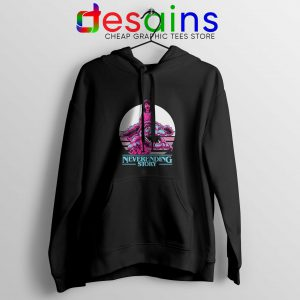 Stranger Things Mashup Hoodie Neverending Story Hoodies Unisex