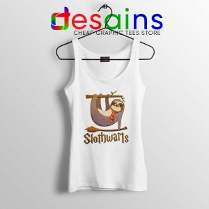 Tank Top Slothwarts Sloth Hogwarts Cheap Tank Tops Harry Potter