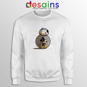 BB8 Star Wars Mickey Mouse Sweatshirt BB8 Star Wars Cheap Sweater