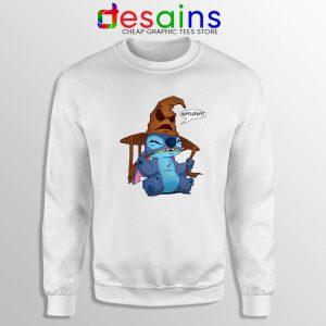Halloween Lilo And Stitch Sweatshirt Stitch Funny Crewneck Sweater