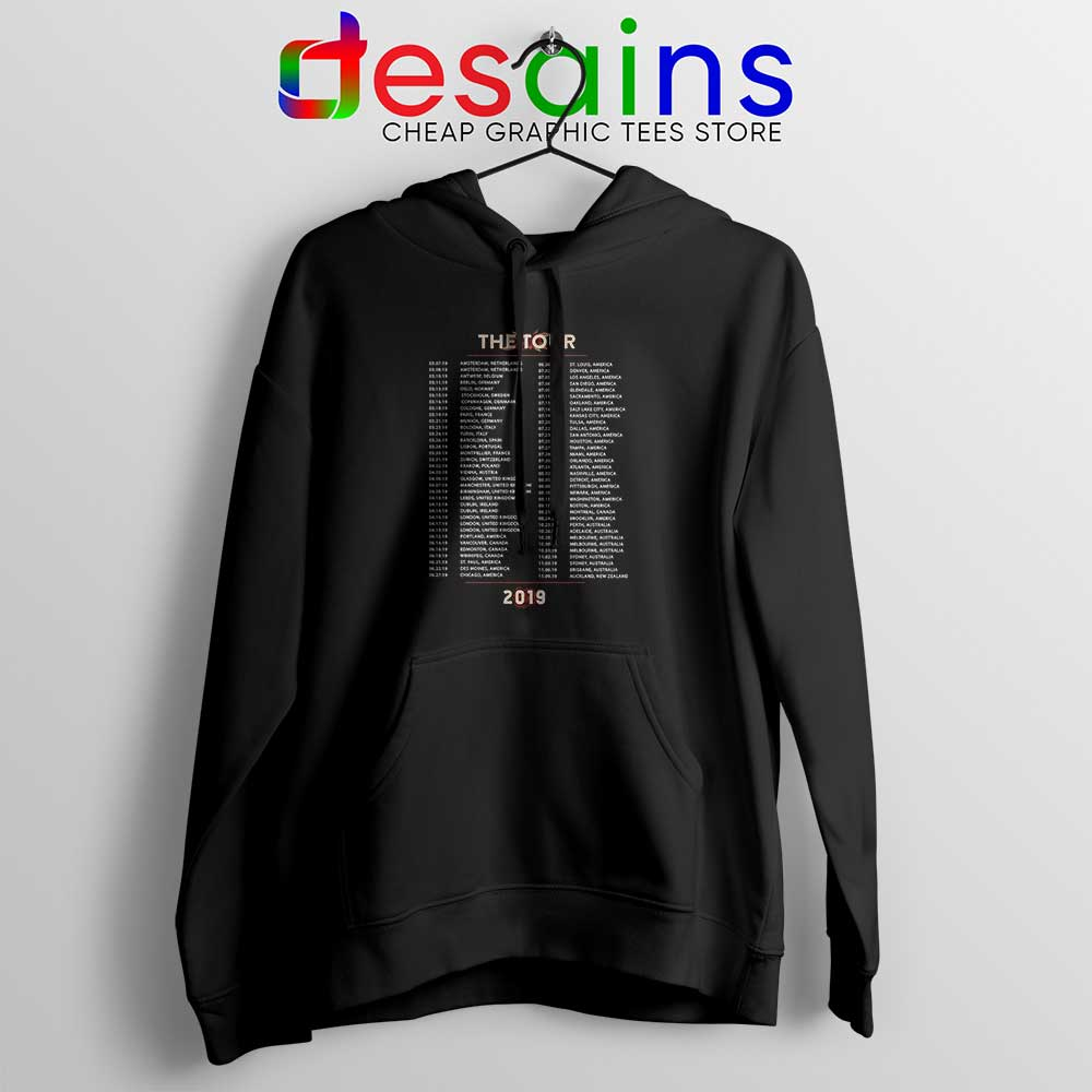New MENDES HOODIE Magcon boys Hoodie Shirt RED BLACK Unisex Adult Clothing