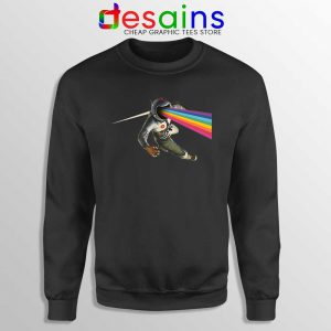 Cosmic Floyd Sweatshirt Pink Floyd Rock Band Sweater S-3XL