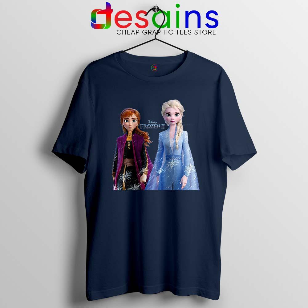 Disney Frozen 2 Movie Picture T Shirt