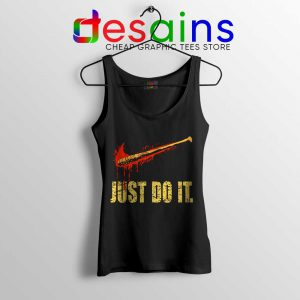 Lucille Just Do It Tank Top The Walking Dead Tank Tops S-3XL