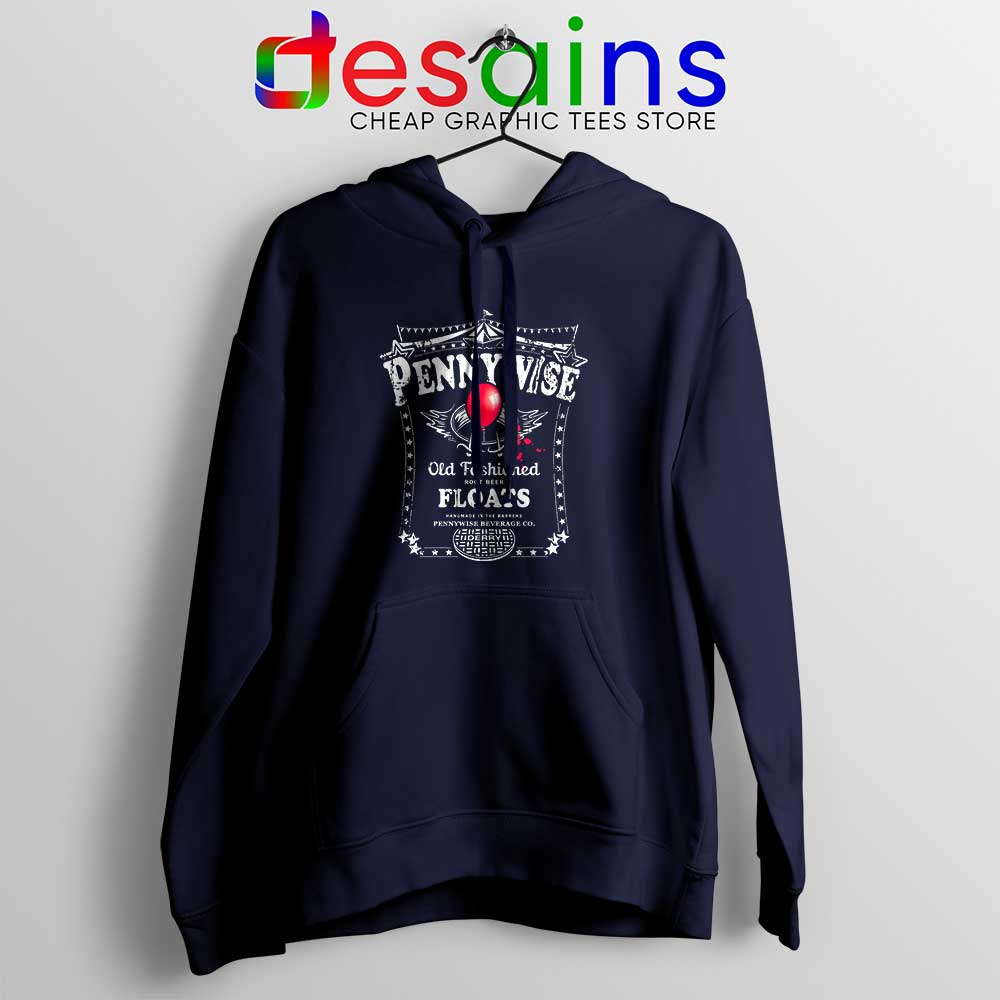 New the film! IT Pennywise personality Hooded Sweater coat