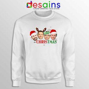 Its Chris Christmas Sweatshirt Chris Evans Pratt Hemsworth Pine Sweater