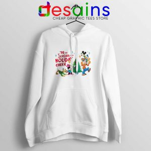 Season for Holiday Cheer Disney Hoodie Christmas Hoodies S-2XL