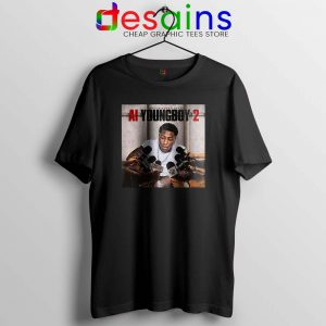 AI YoungBoy 2 Song Tshirt YoungBoy Never Broke Again Tee Shirts S-3XL