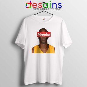 Black Mamba Kobe Tshirt RIP Kobe Bryant Tee Shirts S-3XL