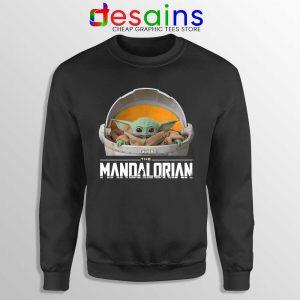 The Child Floating Pod Sweatshirt Star Wars The Mandalorian Sweaters