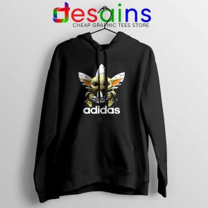 Adidas The Child Yoda Hoodie The Mandalorian Disney Jacket S-3XL