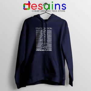 Enjoy Division Unknown Players Hoodie Gamer Joy Division Jacket S-3XL