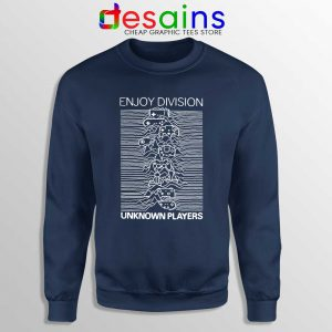 Enjoy Division Unknown Players Sweatshirt Gamer Joy Division Sweaters
