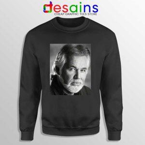 Kenny Rogers The Greatest Sweatshirt Legendary Music Sweaters S-3XL