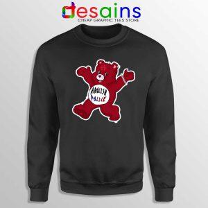 Bear Abolish the Police Sweatshirt Charities BLM Sweaters S-3XL
