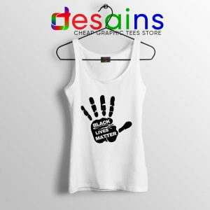 Buy Black Lives Matter Hands Tank Top BLM Movement Tops S-3XL