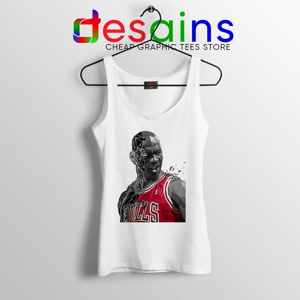 GOAT NBA Jordan Tank Top Michael Jordan