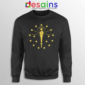 Indiana US State Power Sweatshirt Indiana Power & Light Sweaters S-3XL