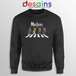 Master Of The Rock Bands Sweatshirt Abbey Road Sweaters S-3XL