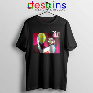 Vicious Pink Album Tshirt Synth-Pop Duo Tee Shirts S-3XL