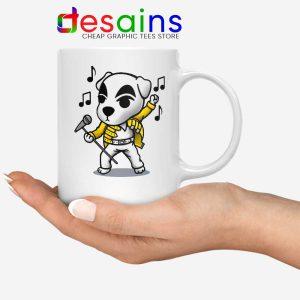 Freddie K K Mercury Mug K.K. Slider Cheap Coffee Mugs 11oz