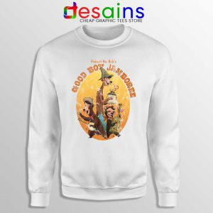 Good Boy Jamboree Sweatshirt Walt Disney Cheap Sweaters