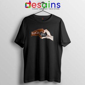 Heart Hands Tshirt Black Lives Matters Tee Shirts S-3XL
