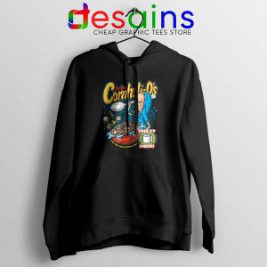 The Great Cornholio Hoodie Are You Threatening Me Jacket S-2XL